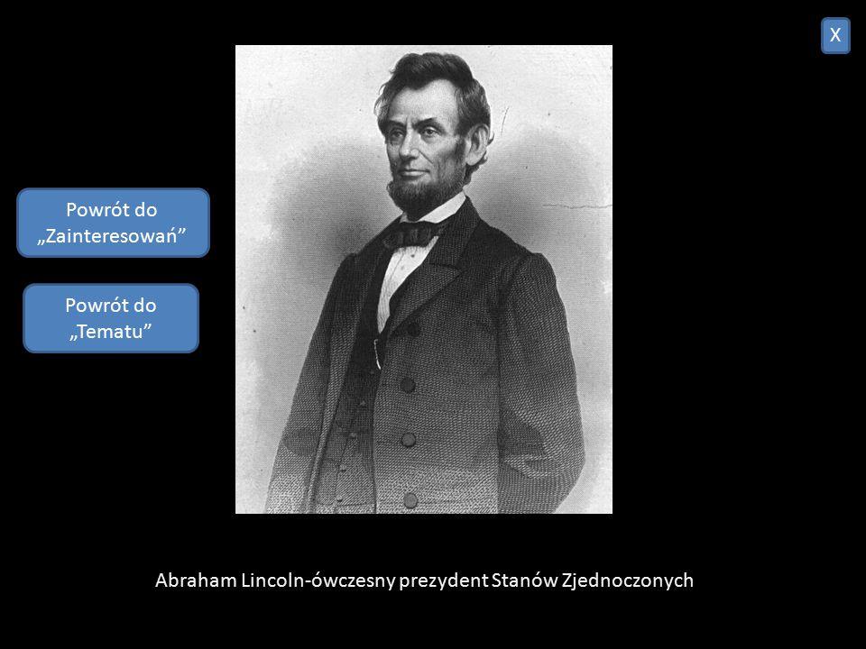 """Robert E.Lee –Głównodowodzący armii Konfederatów X Powrót do """"Zainteresowań Powrót do """"Tematu"""