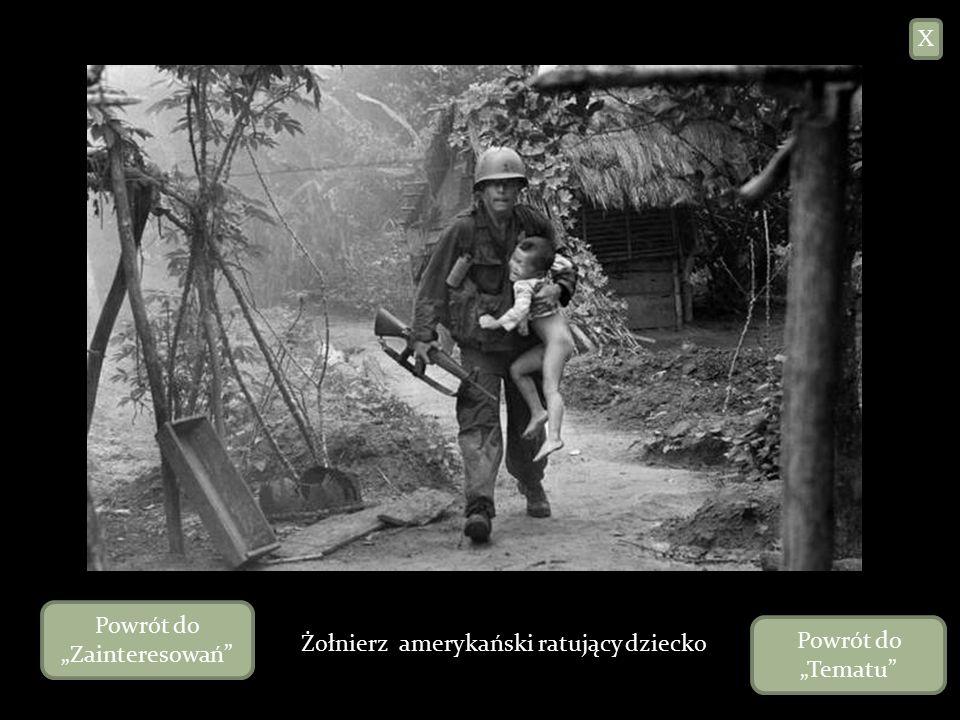 Wojna wietnamska (zwana też drugą wojną indochińską, a w Wietnamie wojną amerykańską) – działania militarne na Półwyspie Indochińskim w latach 1959-1975.