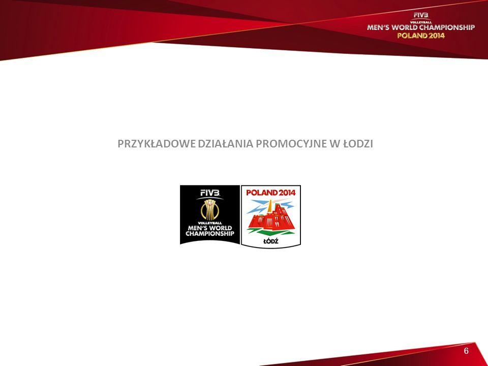 Polski Związek Piłki Siatkowej Urząd Miasta Łodzi