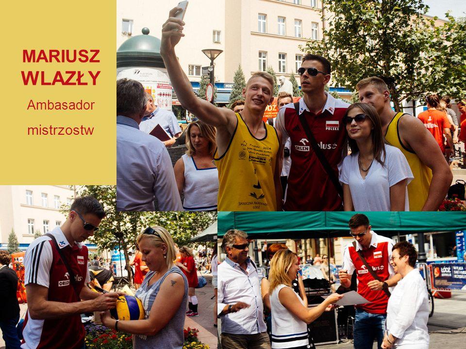 9 AKCJA SPOŁECZNA ŁÓDŹ SERWUJE siatkarskie atrakcje na Piotrkowskiej - 26 czerwca 2014 -