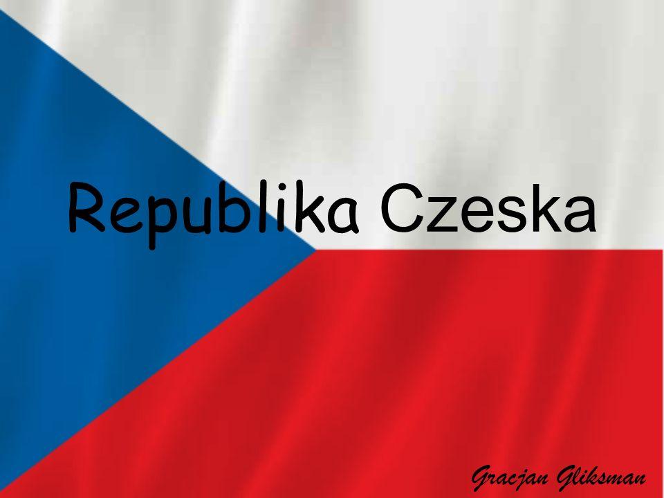 Republika Czeska Gracjan Gliksman