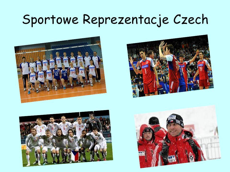 Sportowe Reprezentacje Czech