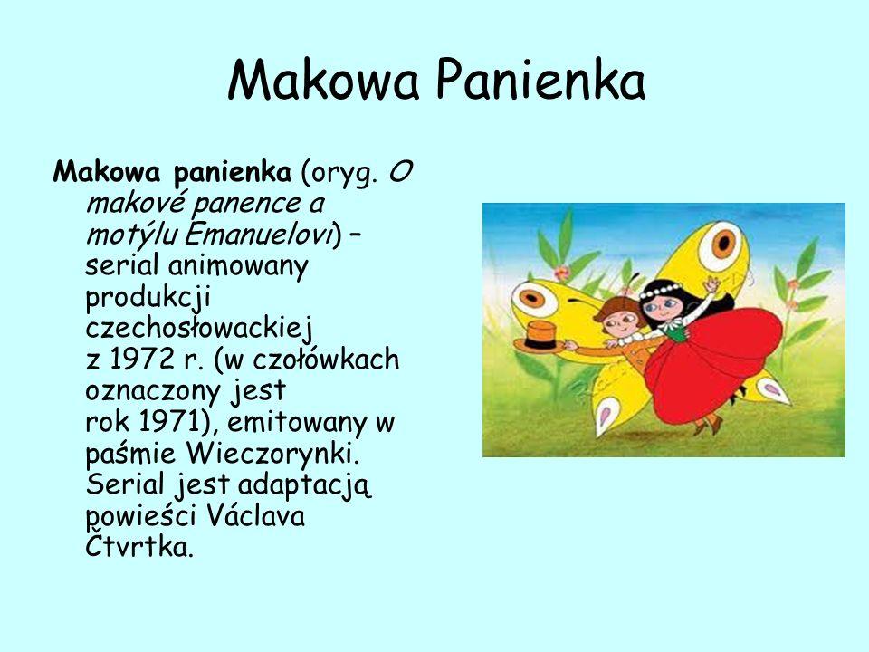 Makowa Panienka Makowa panienka (oryg.