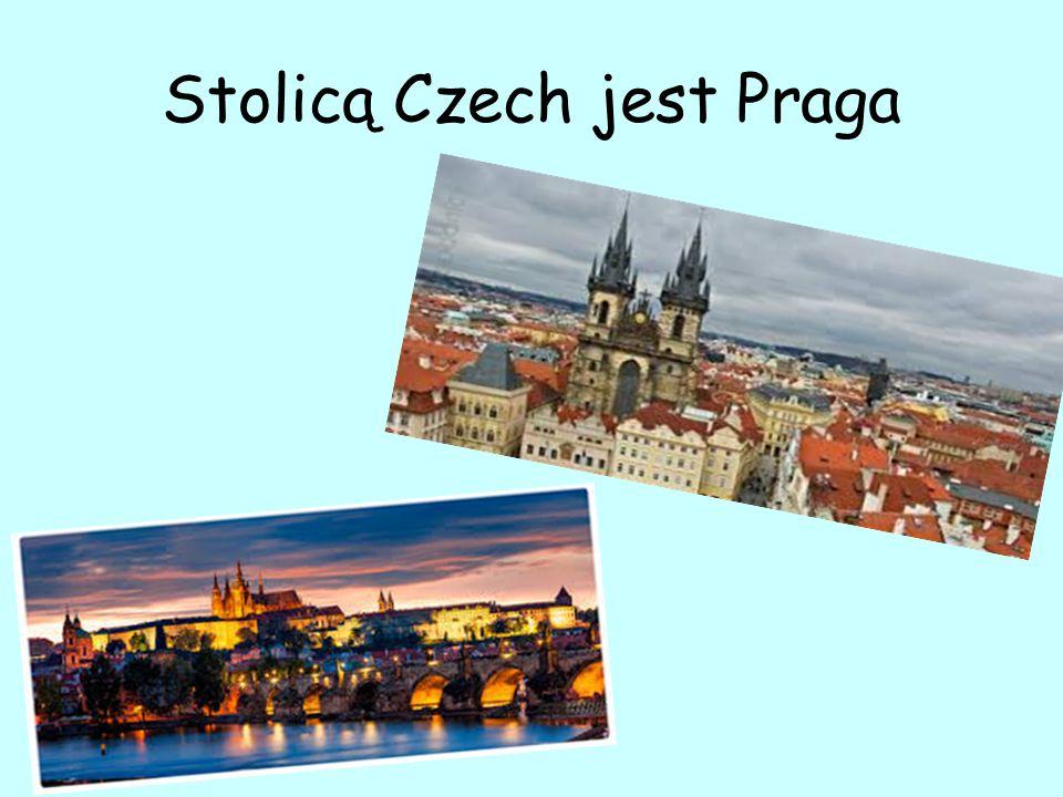 Stolicą Czech jest Praga
