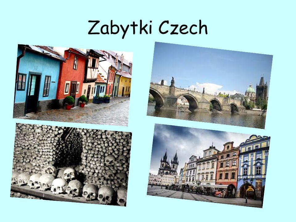 Zabytki Czech
