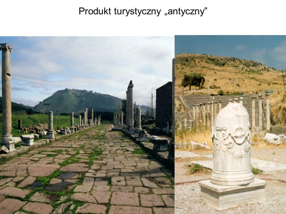 "Produkt turystyczny ""antyczny"""