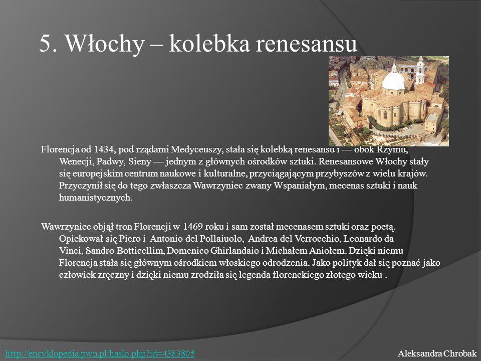 4. Kalendarium epoki. Historia Polski. 1454-66 Wojna trzynastoletnia z Zakonem Krzyżackim.