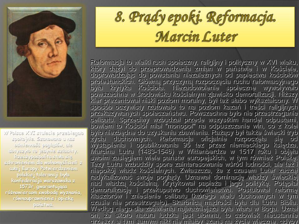 Humanizm to ruch filozoficzny, kulturalny i moralny powstały w XV wieku we Włoszech, a zarysowujący się już w XIV wieku i wielu aspektach kultury średniowiecznej, zmierzający do odrodzenia znajomości literatury i języków klasycznych.