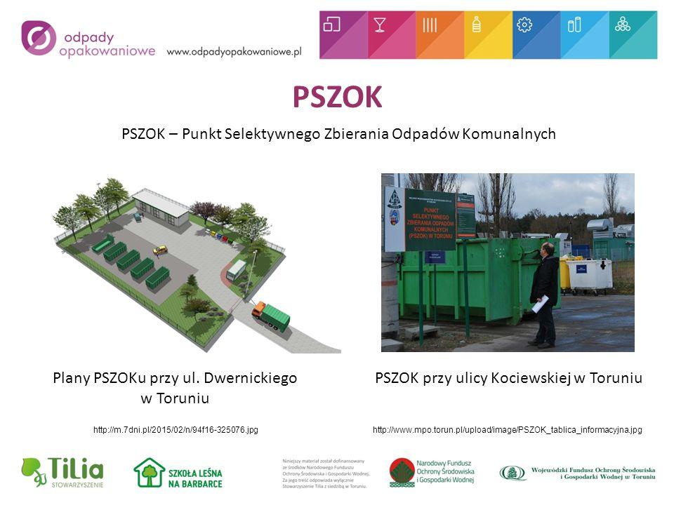PSZOK PSZOK – Punkt Selektywnego Zbierania Odpadów Komunalnych http://www.mpo.torun.pl/upload/image/PSZOK_tablica_informacyjna.jpghttp://m.7dni.pl/2015/02/n/94f16-325076.jpg Plany PSZOKu przy ul.