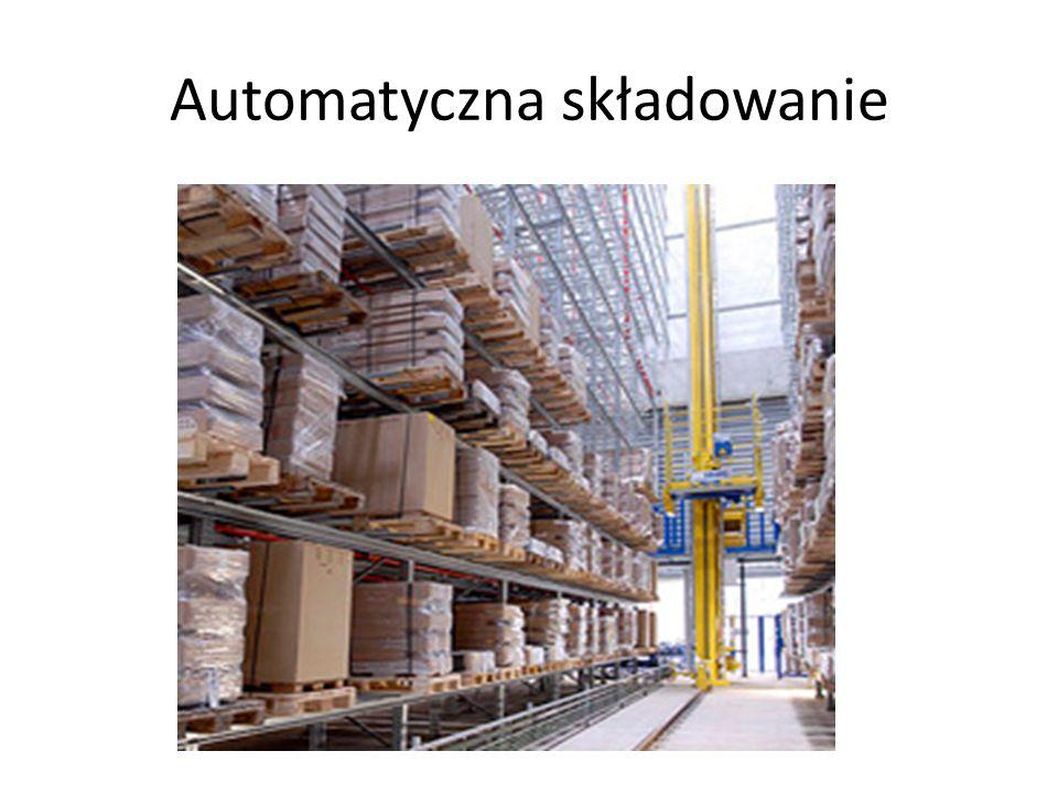 Automatyczna składowanie