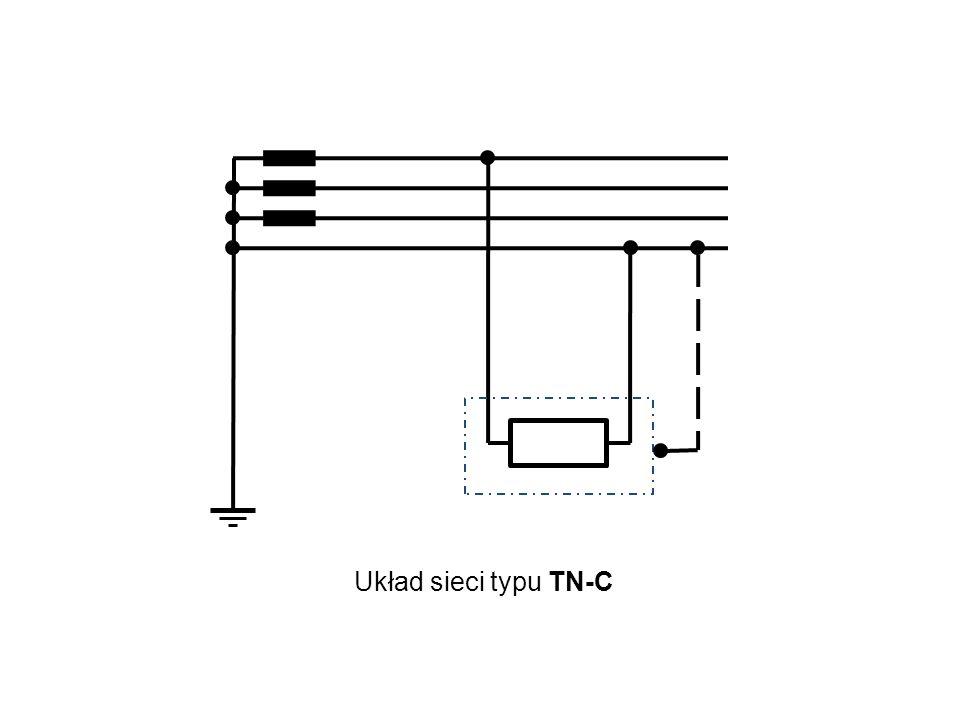 Układ sieci typu TN-C