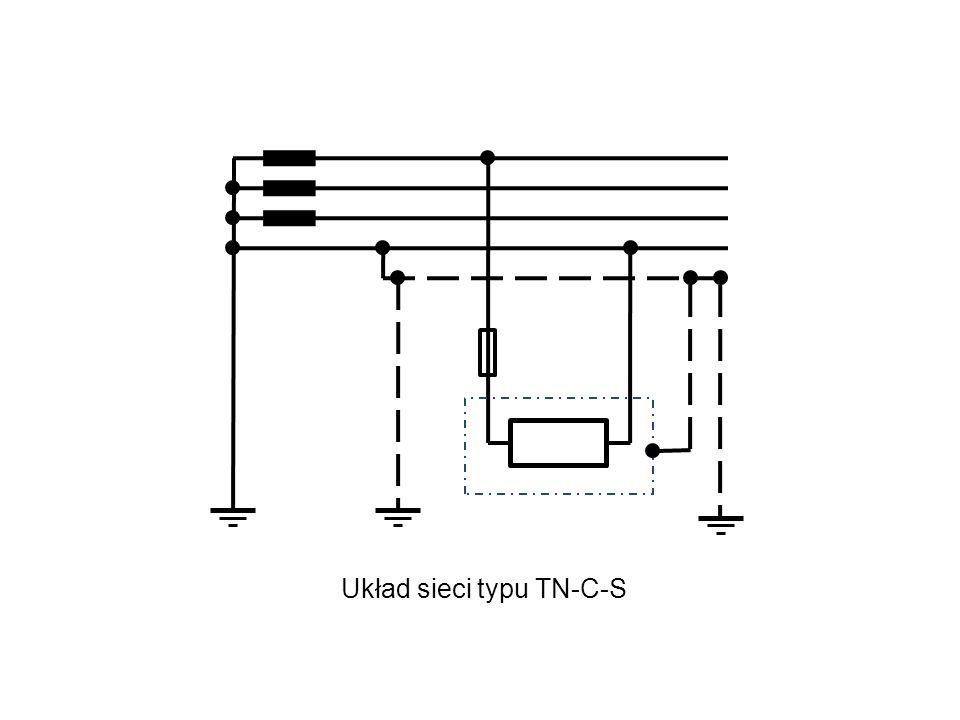 Układ sieci typu TN-C-S