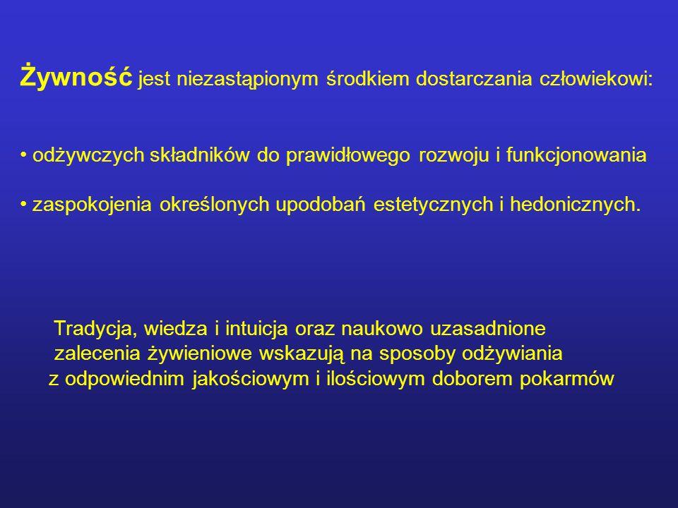Wskaźniki jakości prebiotycznej (MPE): Wskaźniki jakości prebiotycznej dla wybranych sacharydów (Gibson 2004) SKŁADNIK WSKAŹNIK Sacharoza Guma guar Błonnik słonecznikowy Izomaltooligosacharydy Oligosacharydy sojowe Fruktooligosacharydy (FOS) Galaktooligosacharydy (GOS) FOS + GOS (1:1) - 0,6 - 0,4 - 0,2 0,1 0,3 0,4 1,0 1,4