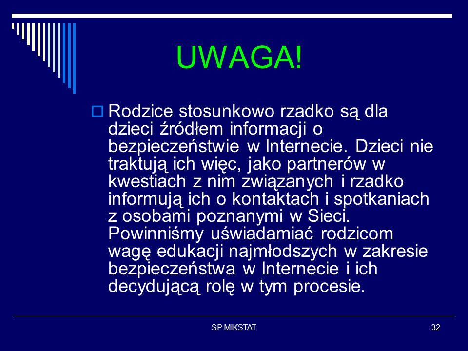 SP MIKSTAT32 UWAGA.