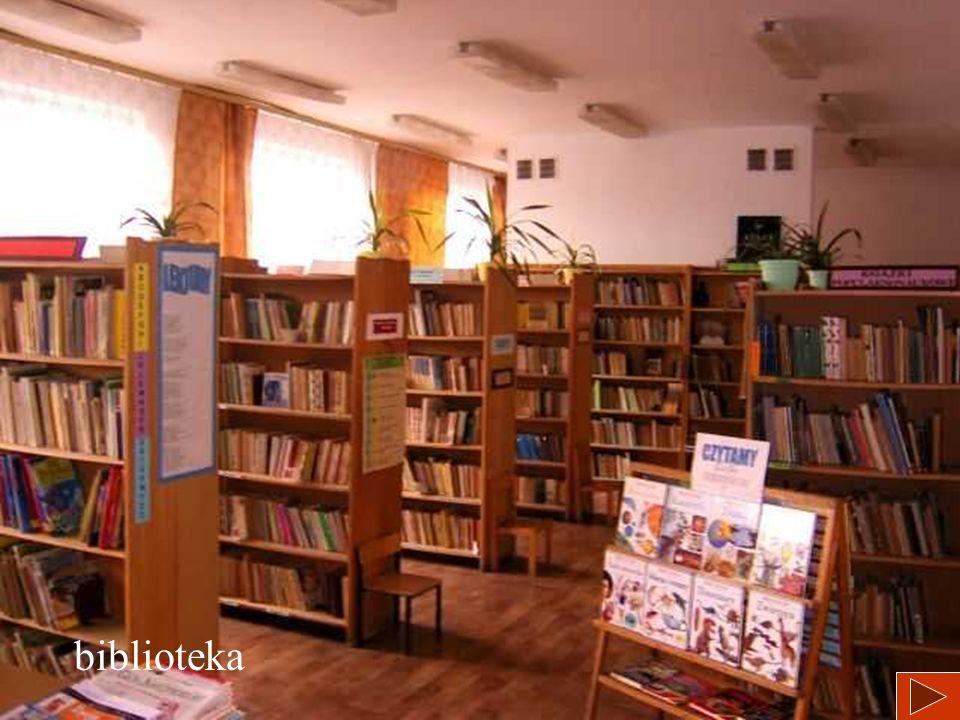 Czytelnia, centrum multimedialne