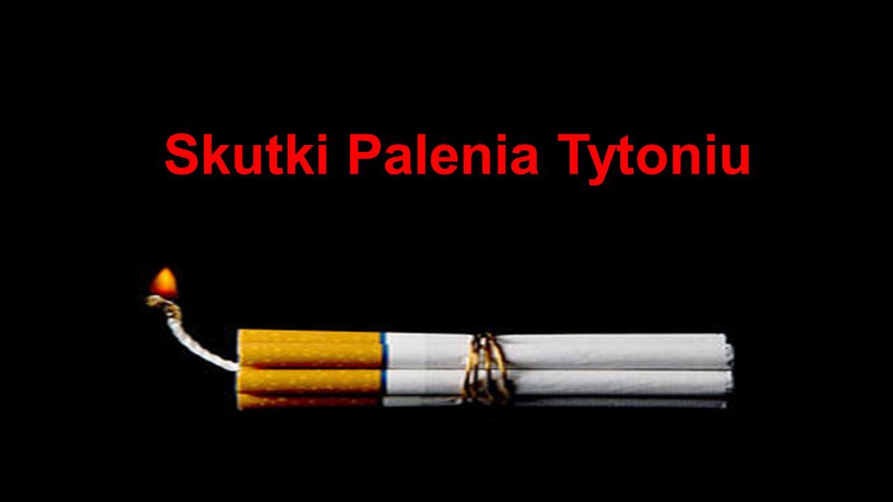 Skutki Palenia Tytoniu