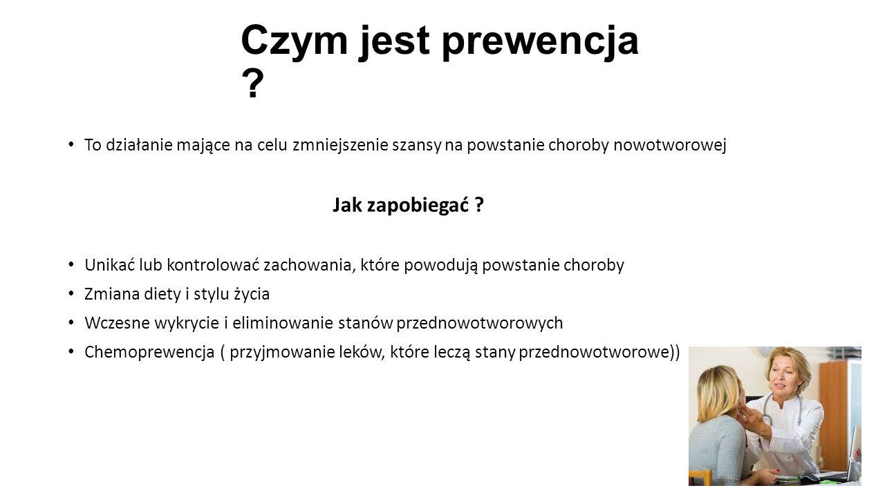 Czym jest prewencja .