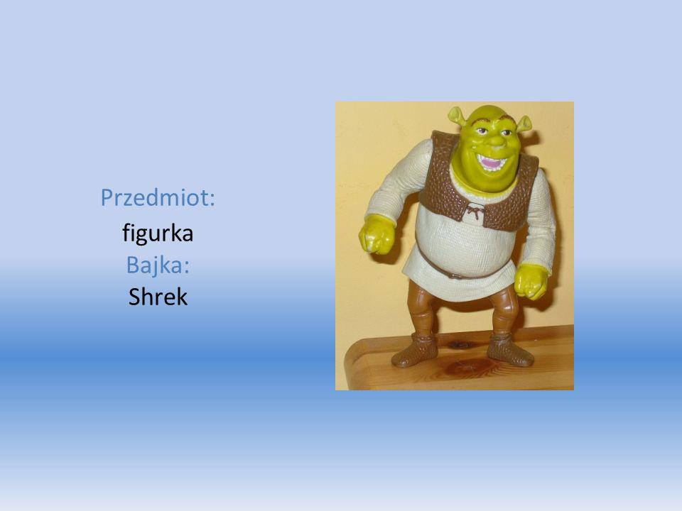 Przedmiot: figurka Bajka: Shrek