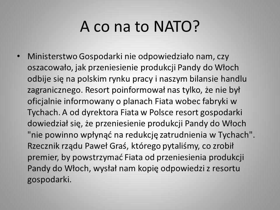 A co na to NATO.