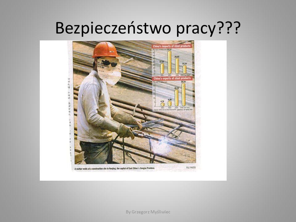 Bezpieczeństwo pracy By Grzegorz Myśliwiec