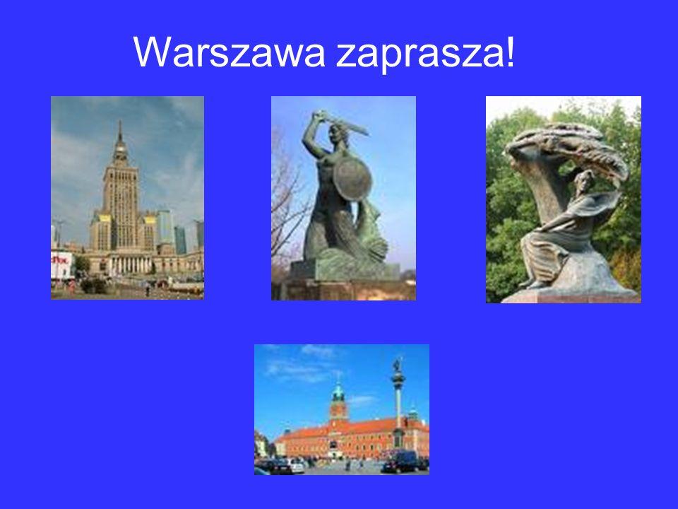 Warszawa zaprasza!