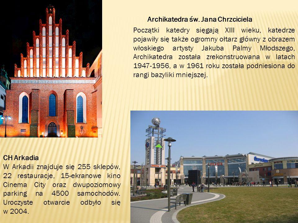 Początki katedry sięgają XIII wieku, katedrze pojawiły się także ogromny ołtarz główny z obrazem włoskiego artysty Jakuba Palmy Młodszego, Archikatedra została zrekonstruowana w latach 1947-1956, a w 1961 roku została podniesiona do rangi bazyliki mniejszej.