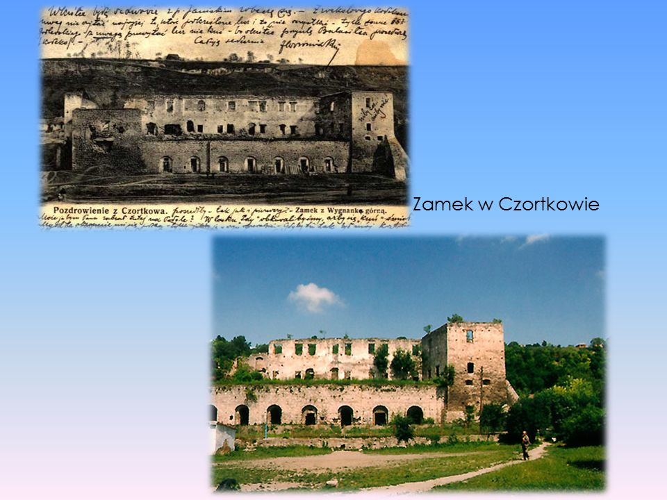Zamek w Czortkowie
