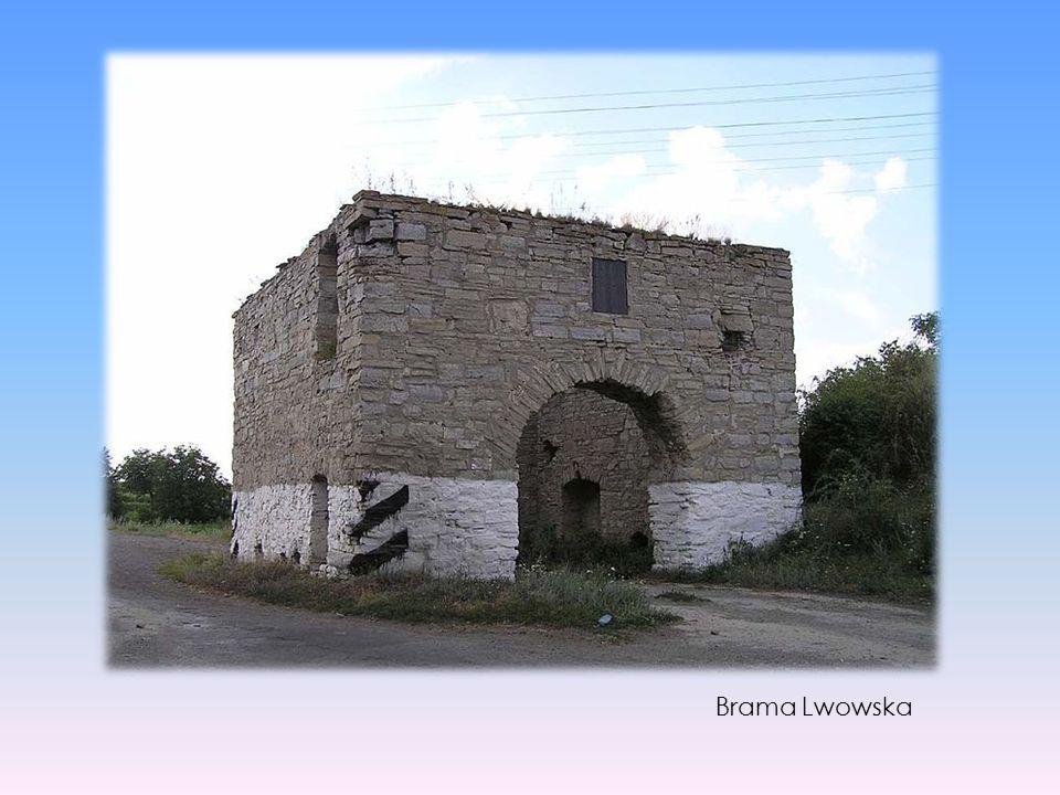 Brama Lwowska