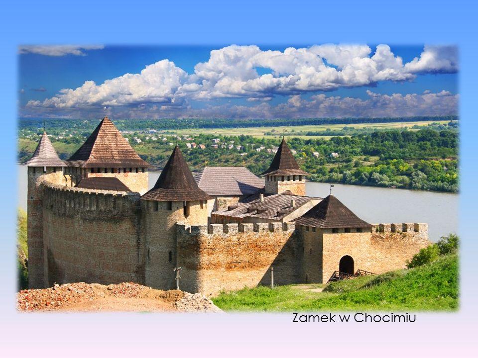 Zamek w Chocimiu