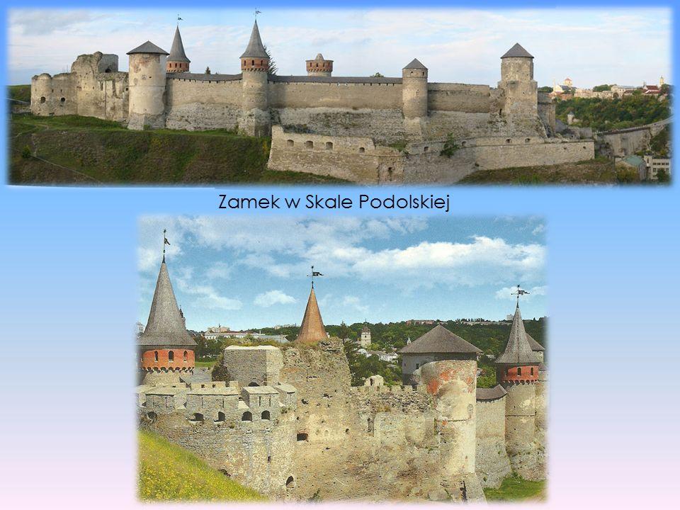 Zamek w Skale Podolskiej