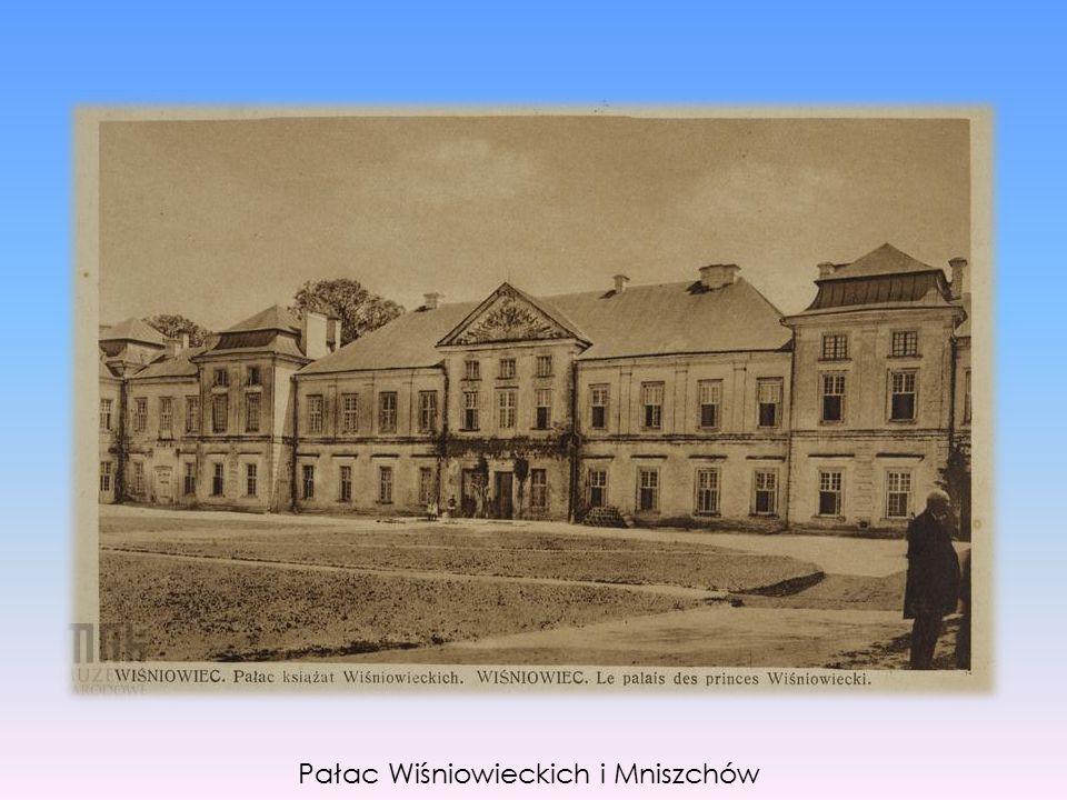 Pałac Wiśniowieckich i Mniszchów