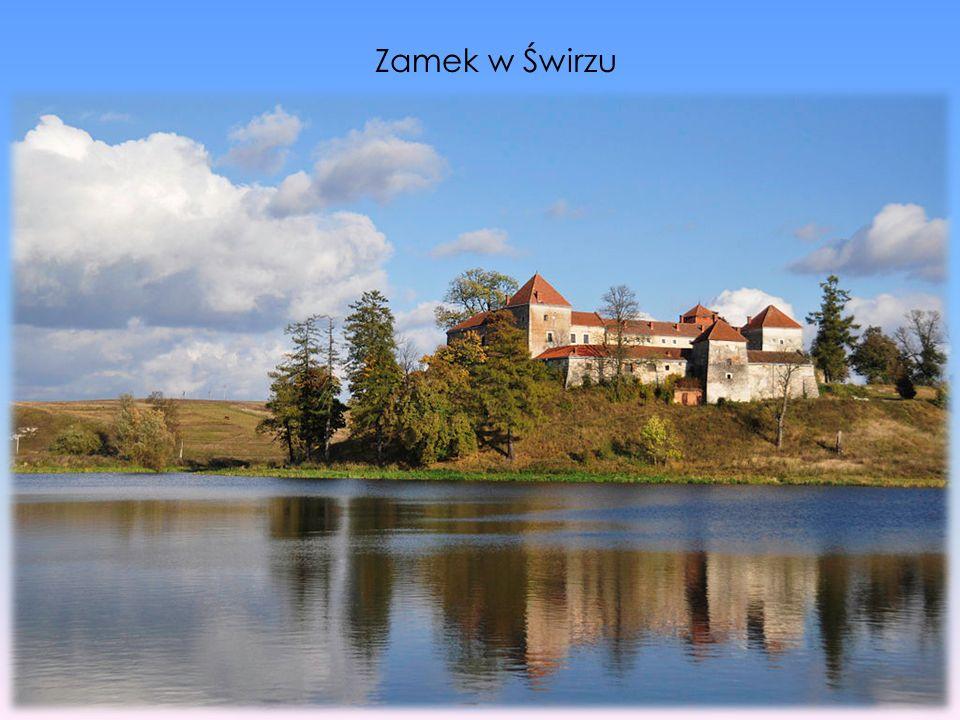 Zamek w Świrzu