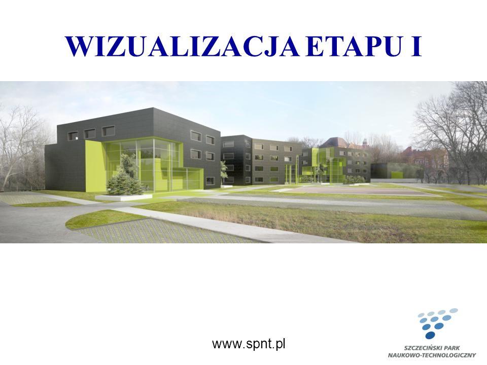 WIZUALIZACJA ETAPU I www.spnt.pl