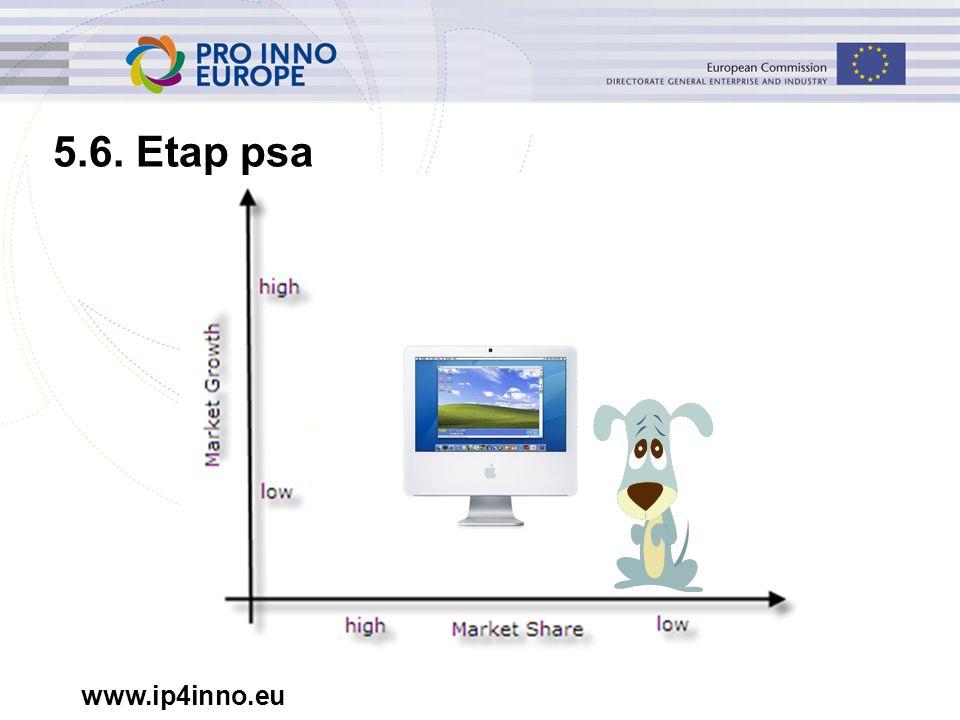 www.ip4inno.eu 5.6. Etap psa
