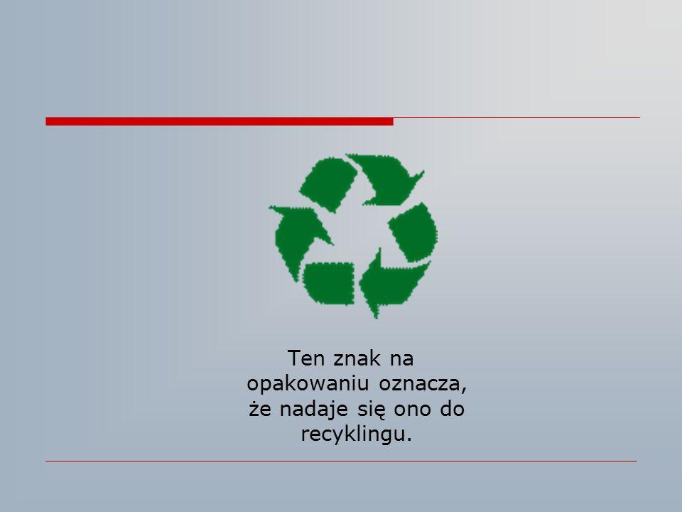 Nasze śmieci  Każdy z nas wytwarza około 1.500 kg śmieci rocznie.