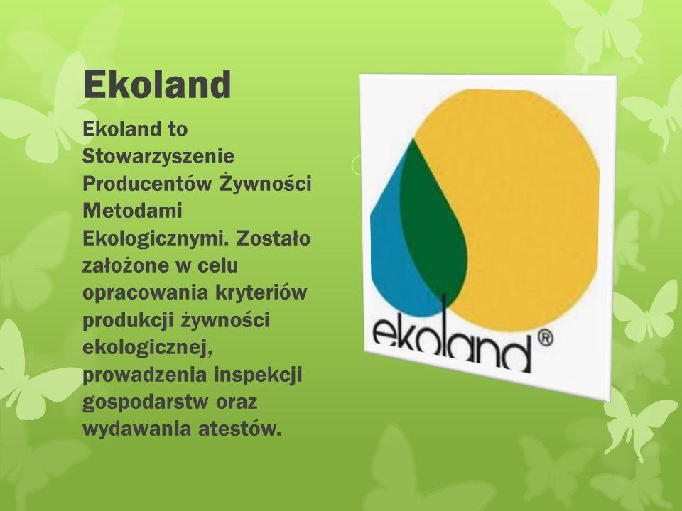 Gospodarstwo ekologiczne Gospodarstwo ekologiczne- gospodarstwo produkujące żywność ekologiczną, spełniające pewne warunki i posiadające ATEST gospoda