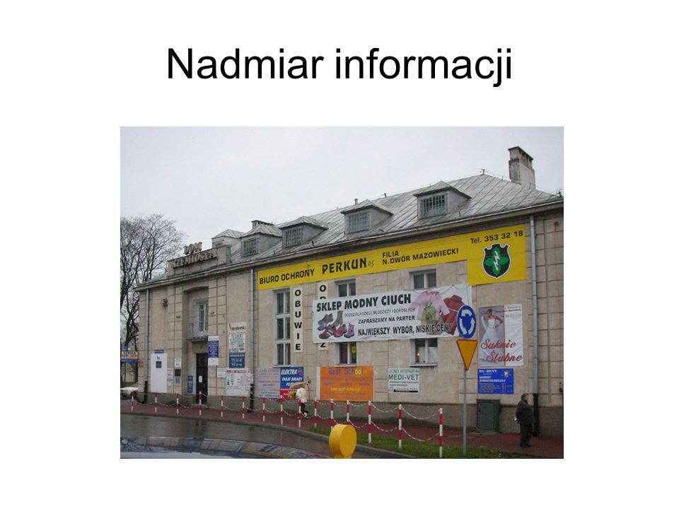 Nadmiar informacji