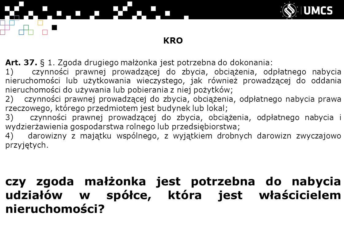 KRO Art. 37. § 1.
