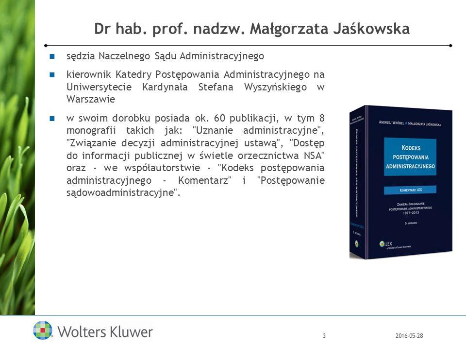 2016-05-284 Prof.dr hab.