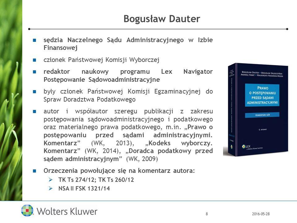 2016-05-289 Prof.dr hab. Dariusz R.