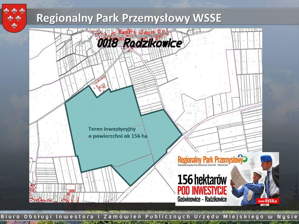 Regionalny Park Przemysłowy WSSE