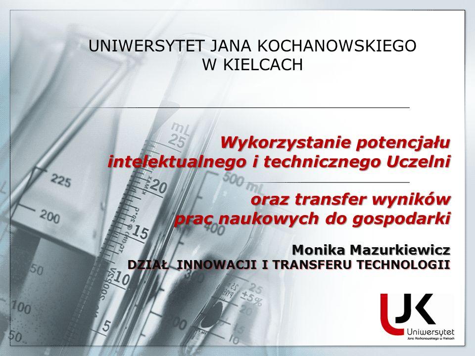 Data powstania: 1 października 2012 Zarządzenie Rektora nr 84/2012 z dnia 28 września 2012 Głównym celem stworzenia DIITT jest:  wsparcie procesów komercjalizacji  transfer innowacyjnych technologii  transfer wiedzy do gospodarki