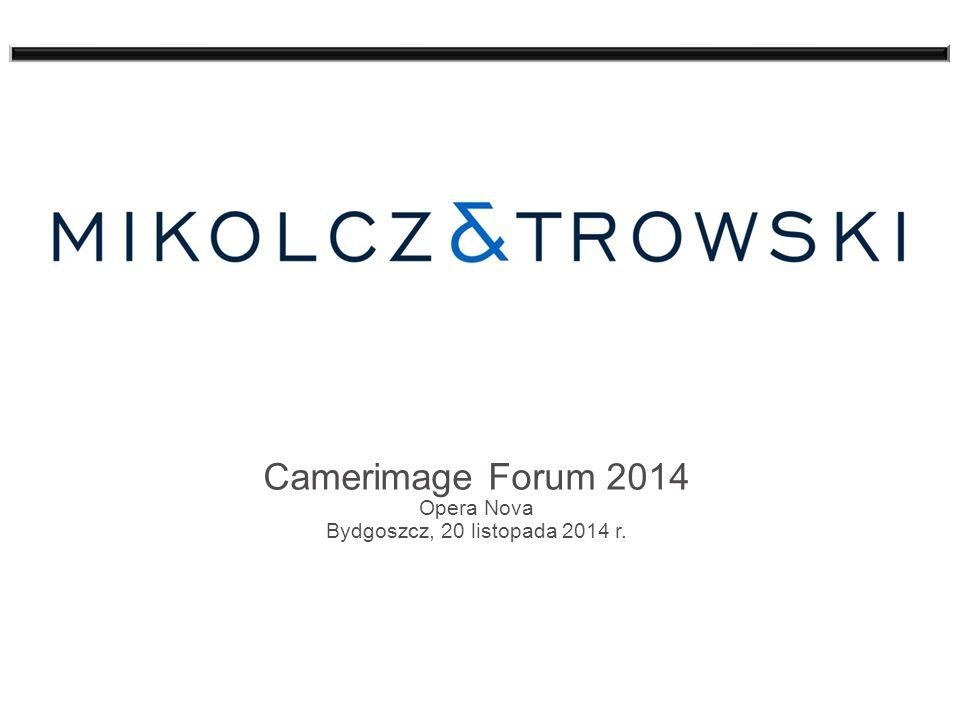 Camerimage Forum 2014 Opera Nova Bydgoszcz, 20 listopada 2014 r.