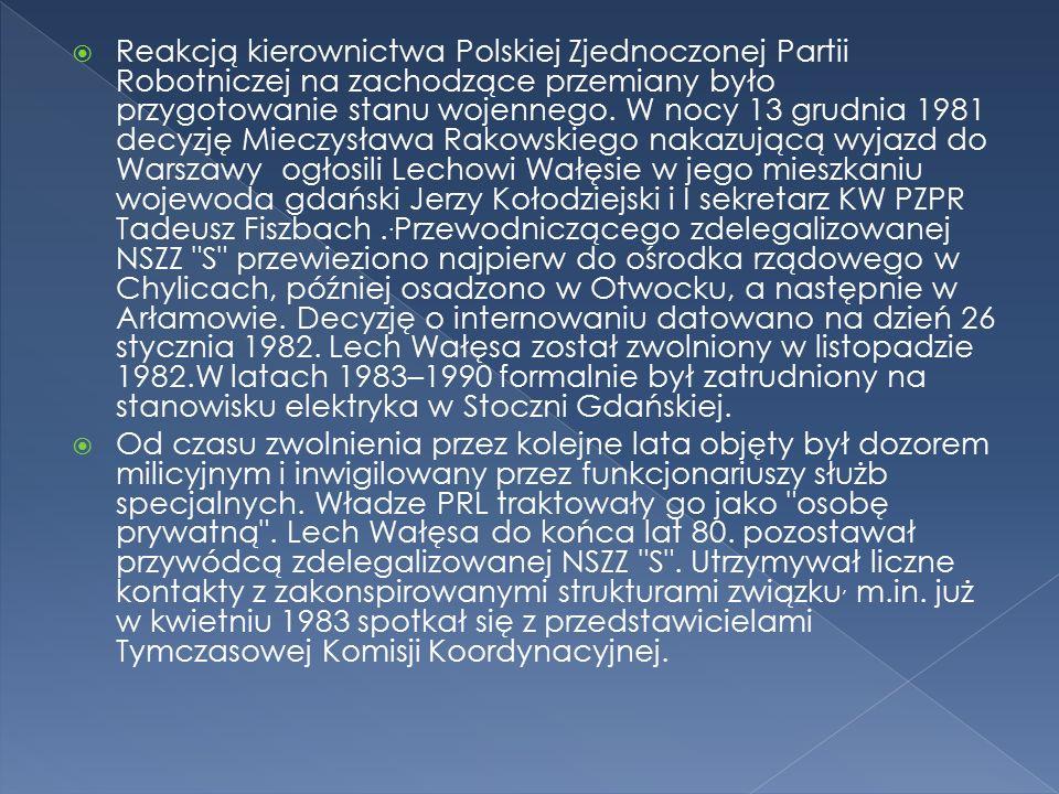  Akta SB dotyczące Lecha Wałęsy są niepełne.
