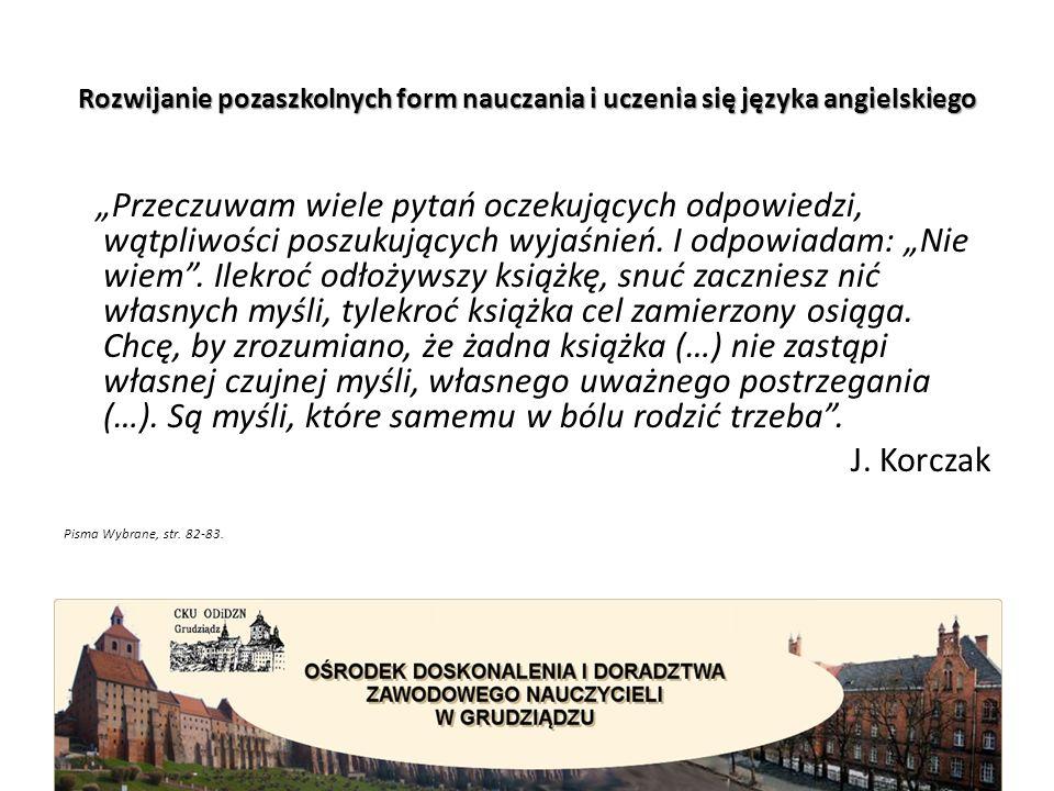 Bibliografia: Bartkowicz Z., Kowaluk M., Samujło M.