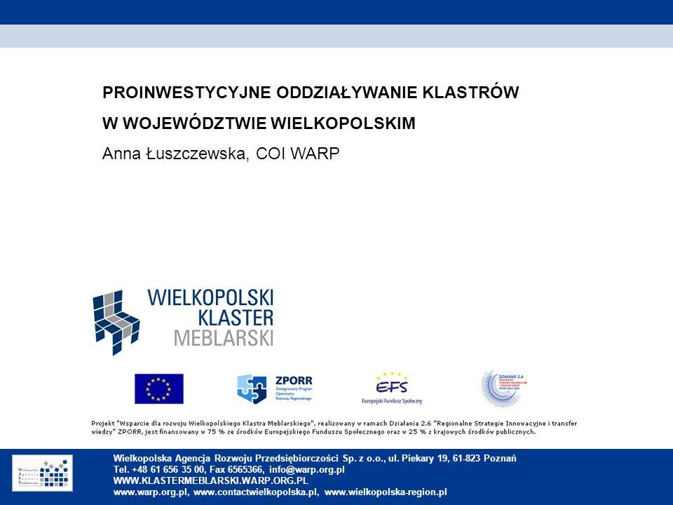 1.Einleitung Wielkopolska Agencja Rozwoju Przedsiębiorczości, ul.