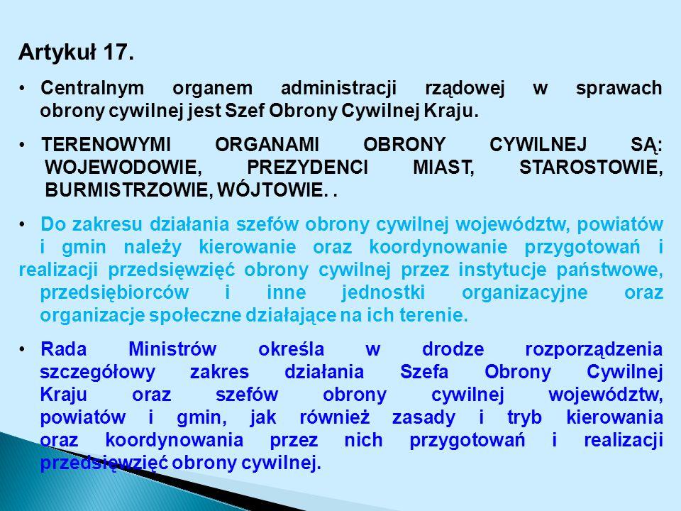 Wytyczne Wojewody Śląskiego - Szefa OC województwa z 19 października 2005 r.
