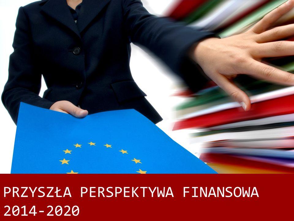 PRZYSZŁA PERSPEKTYWA FINANSOWA 2014-2020