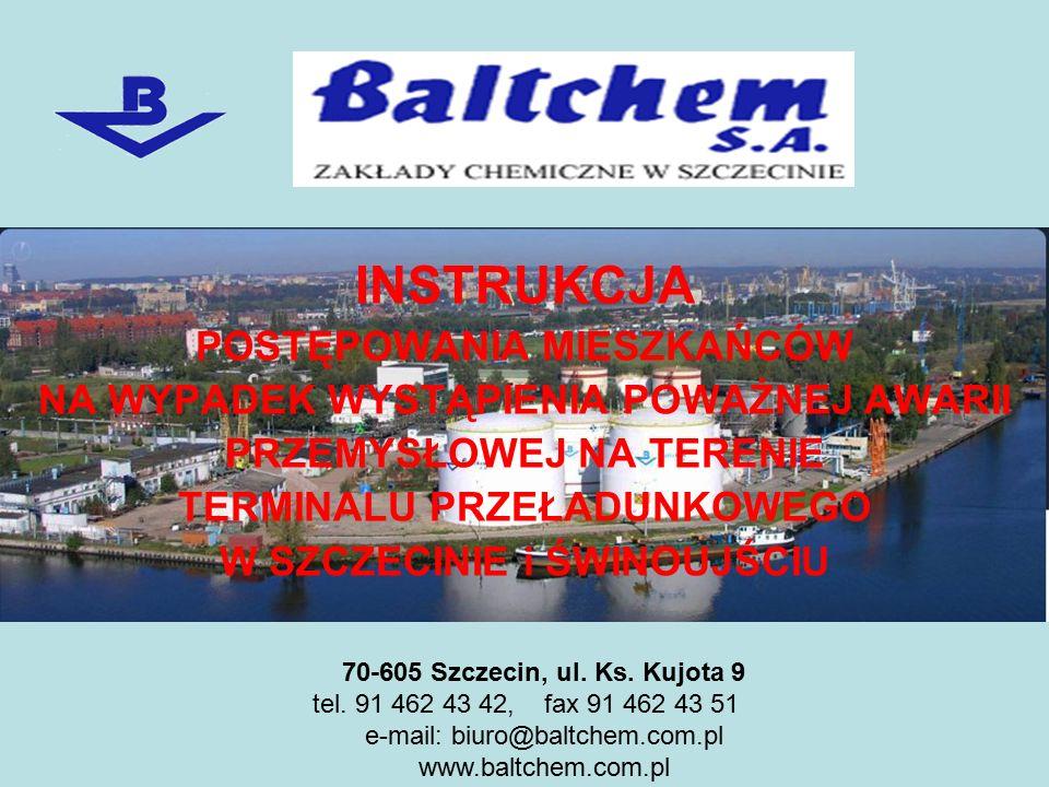 """Zakłady Chemiczne """"Baltchem S.A."""