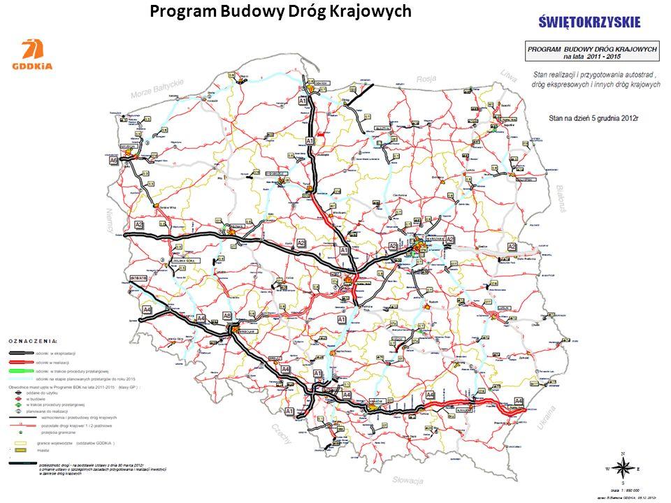 Program Budowy Dróg Krajowych